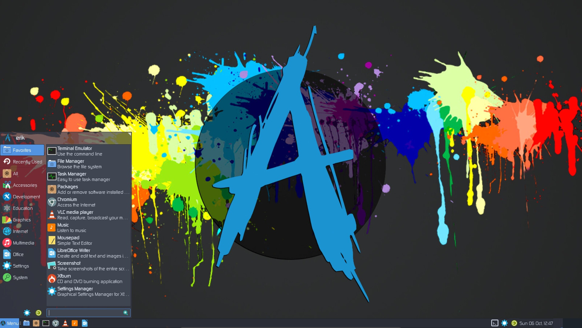 Anarchy Linux – a simple and intuitive Arch Linux Installer